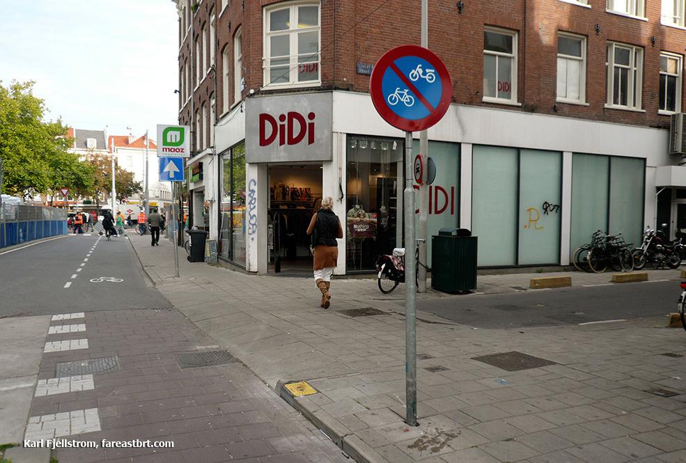 Amsterdam urban transport
