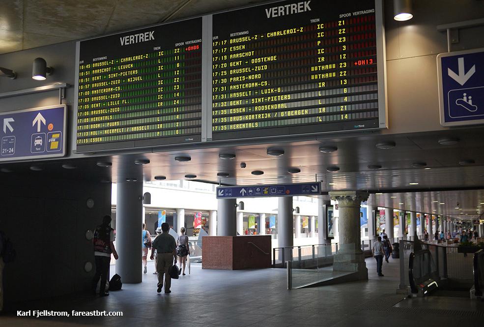 Antwerp urban transport