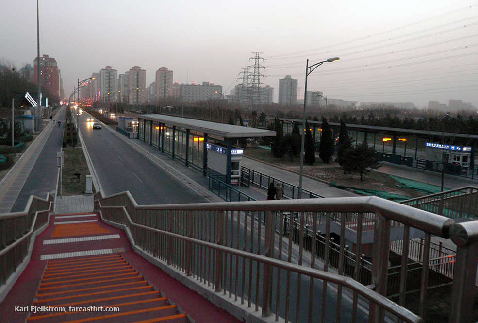 Beijing urban transport