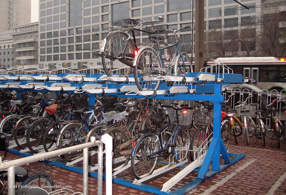 Beijing urban transport