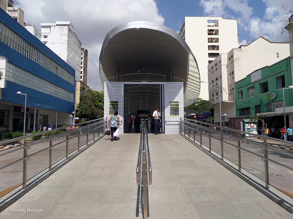 Belo Horizonte urban transport