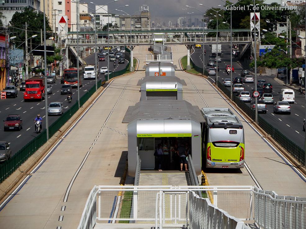 Belo Horizonte urban transport