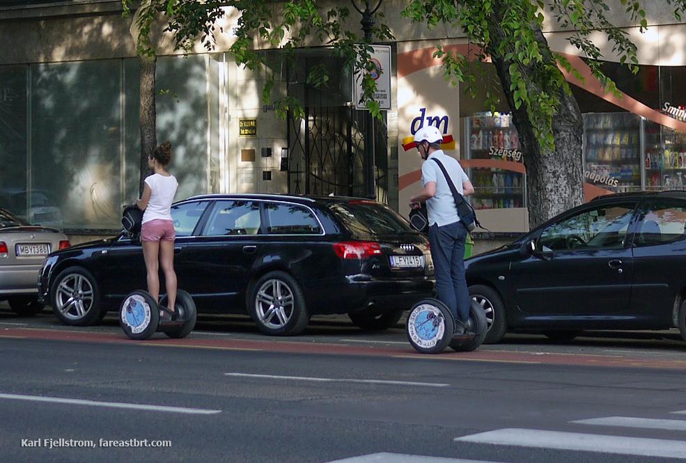 Budapest urban transport