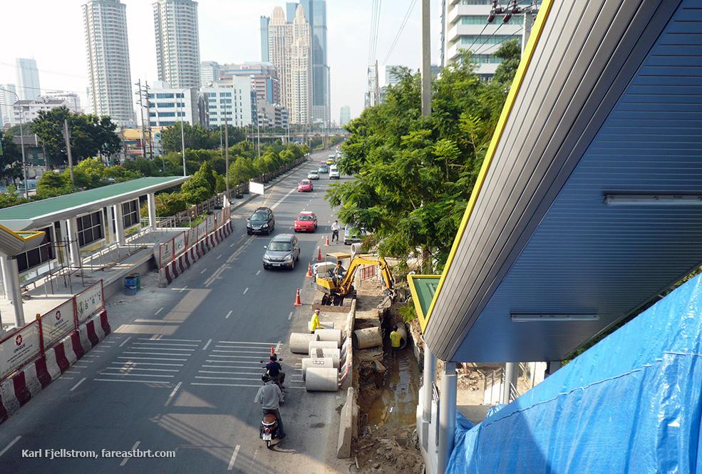 Bangkok urban transport