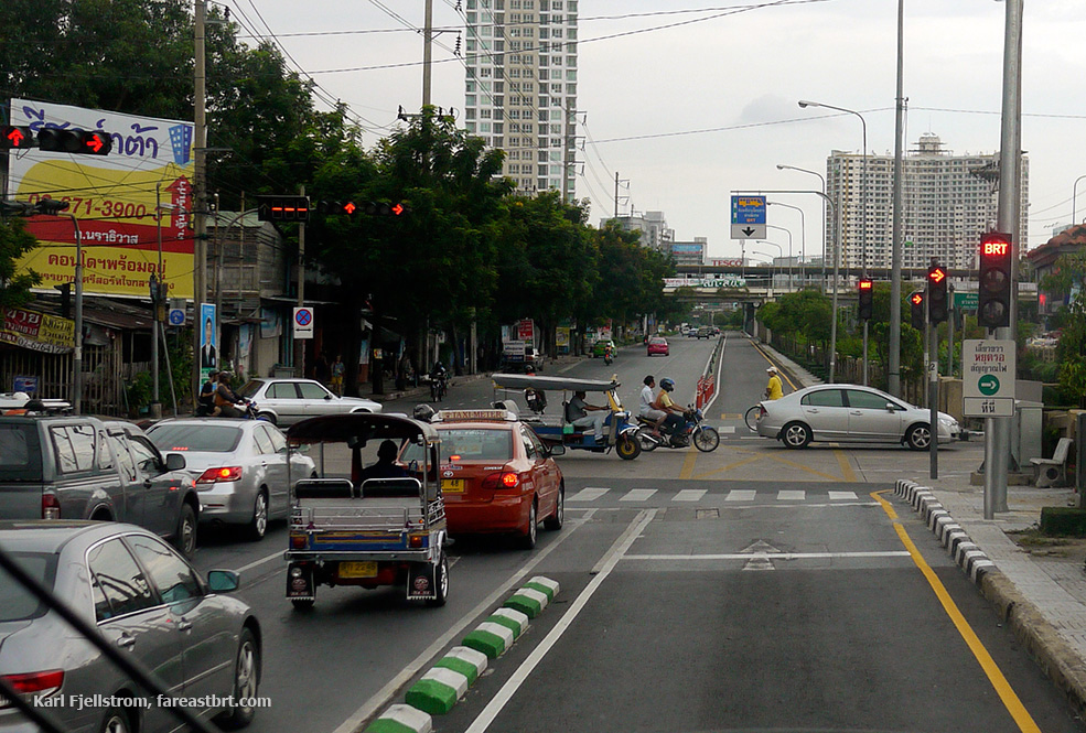 Bangkok urban transport