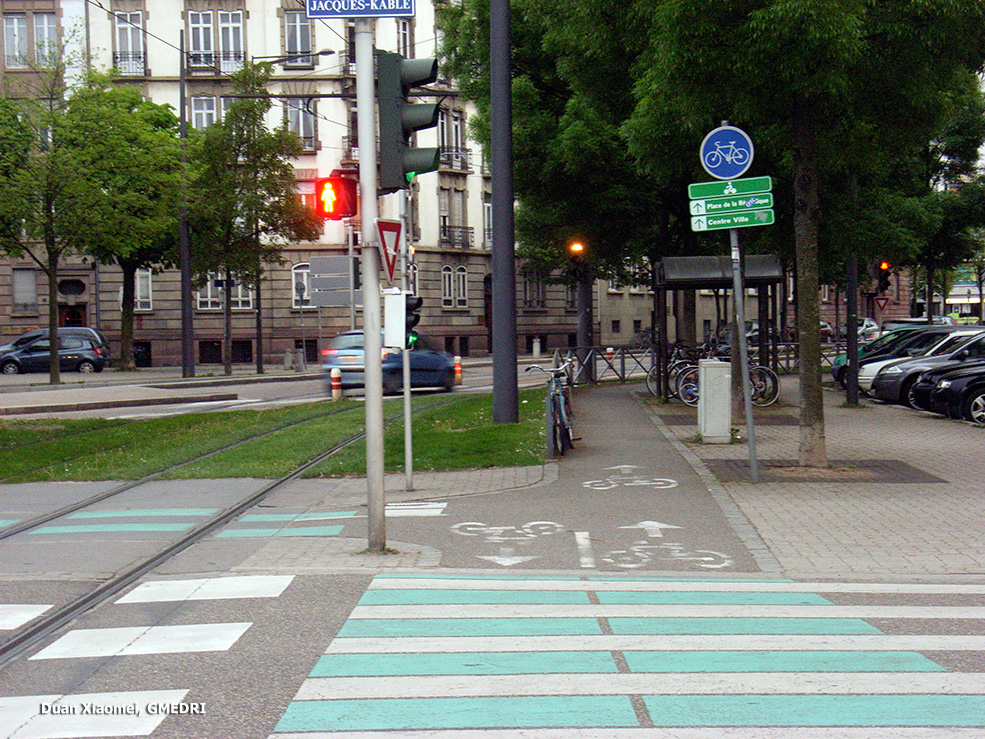 Strassburg urban transport