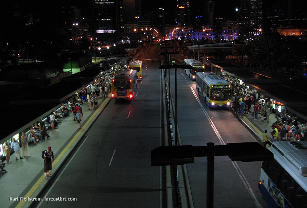 Brisbane urban transport