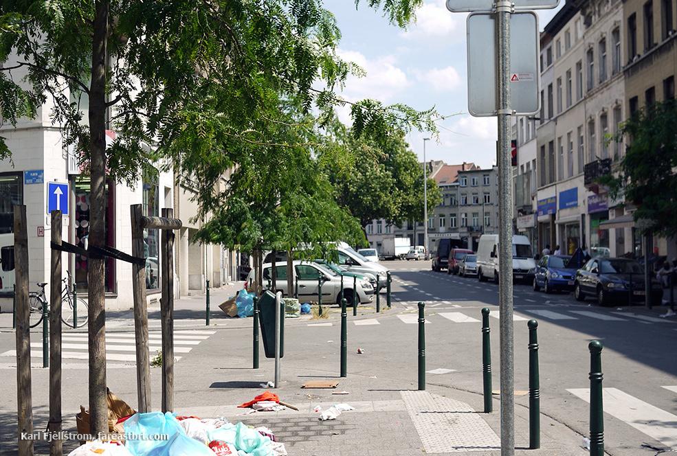Brussels urban transport