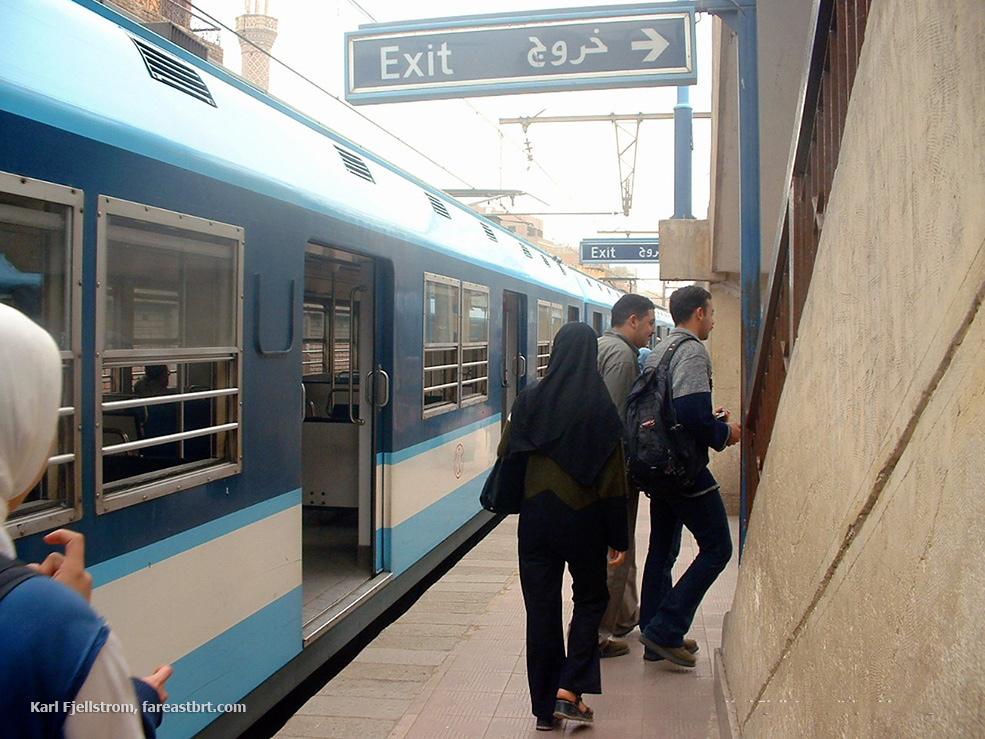 Cairo urban transport