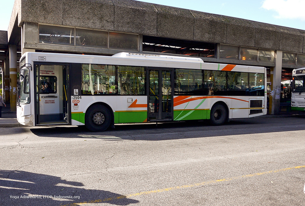 Cape Town urban transport
