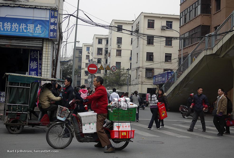 Chengdu urban transport