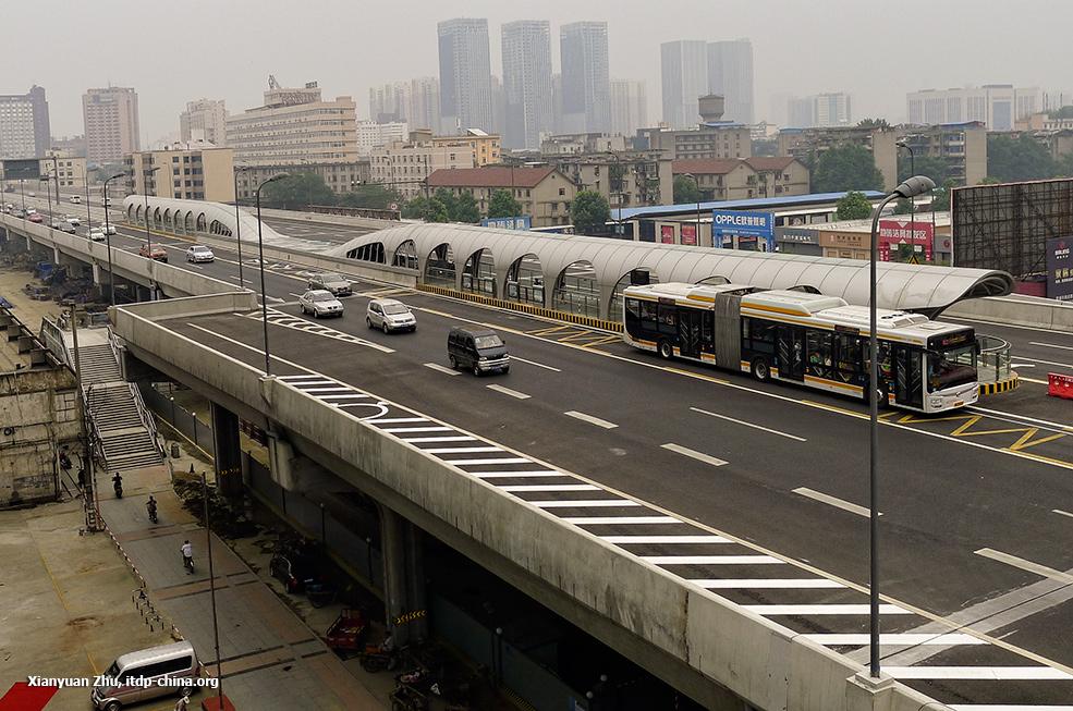 成都城市交通