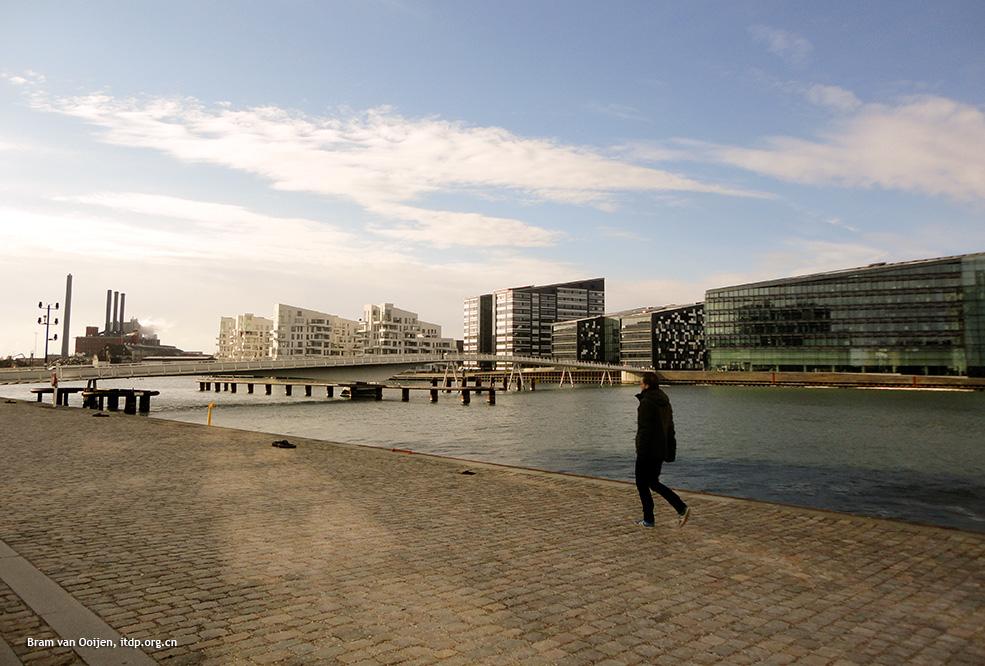Copenhagen urban transport