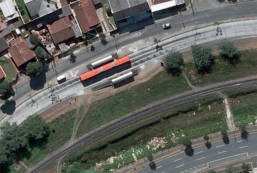 Curitiba urban transport