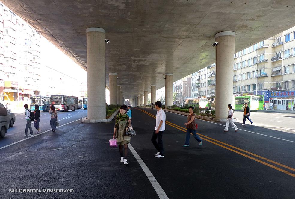 Dalian urban transport