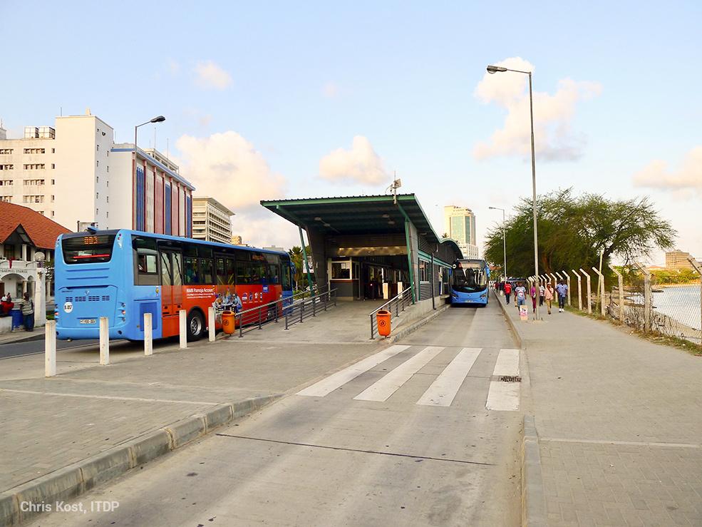 达累斯萨拉姆城市交通