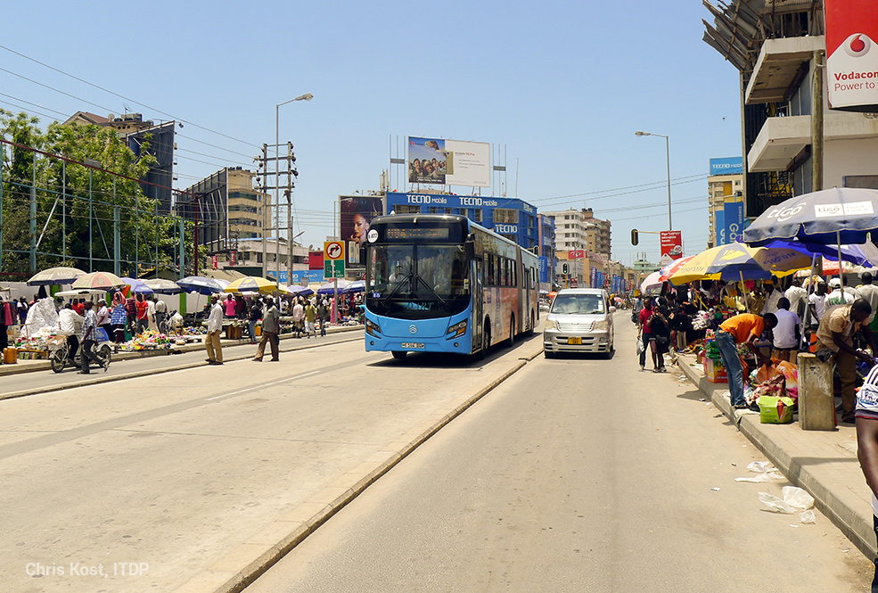 Dar es Salaam urban transport