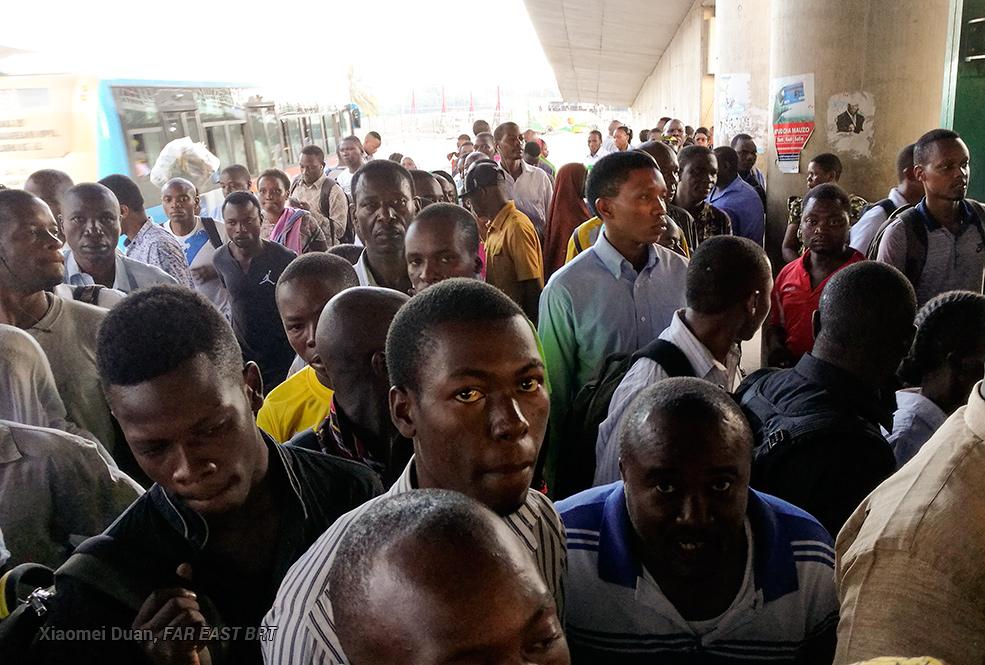 Dar es Salaam urban transport