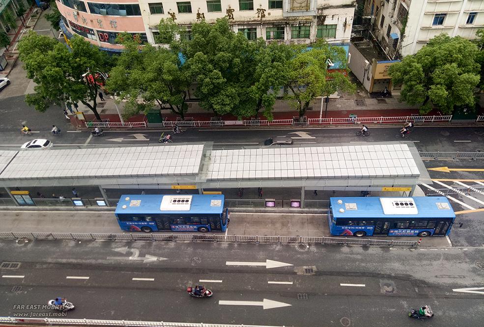 Fuzhou (Jiangxi) urban transport