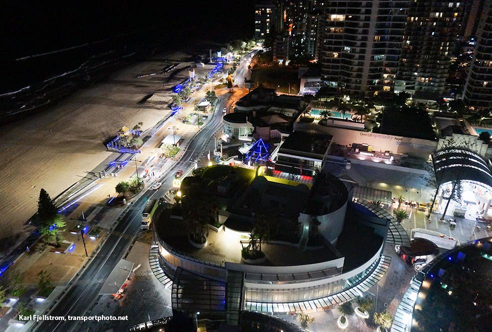 Gold Coast urban transport