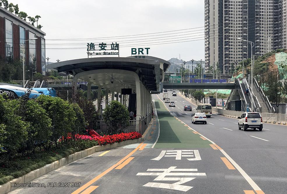 Guiyang urban transport