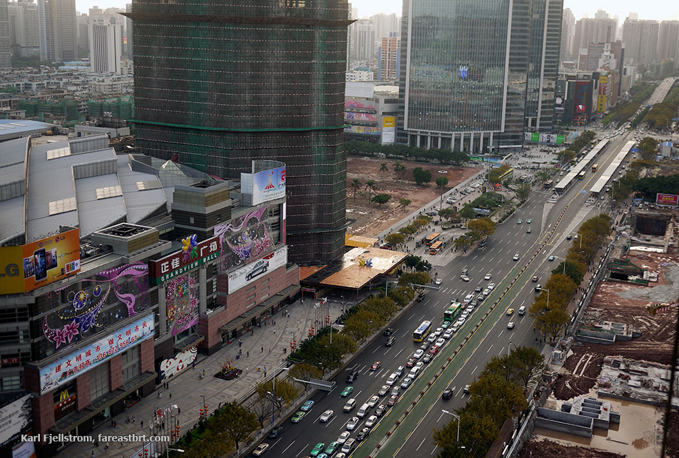 Guangzhou urban transport