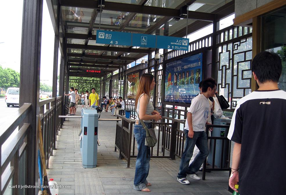 Hangzhou urban transport