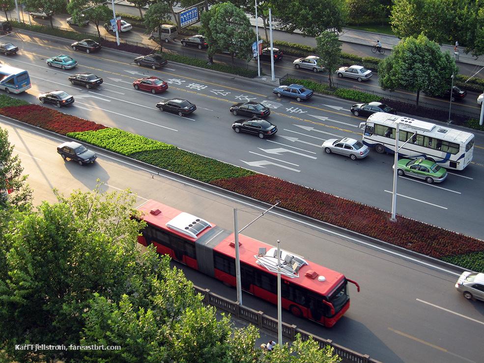 杭州城市交通