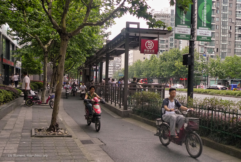 Hangzhou urban transport