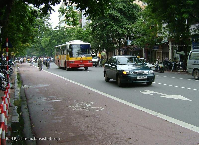 Hanoi urban transport