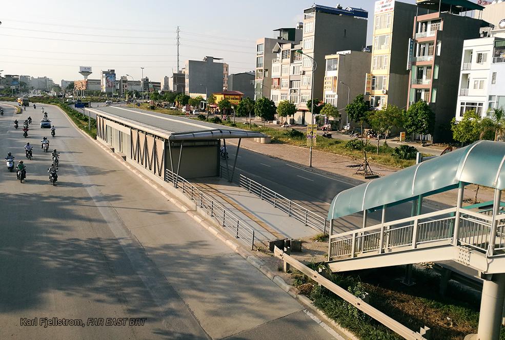 河内城市交通