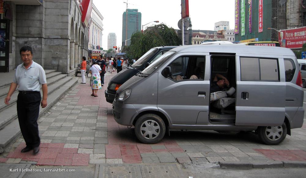 Harbin urban transport