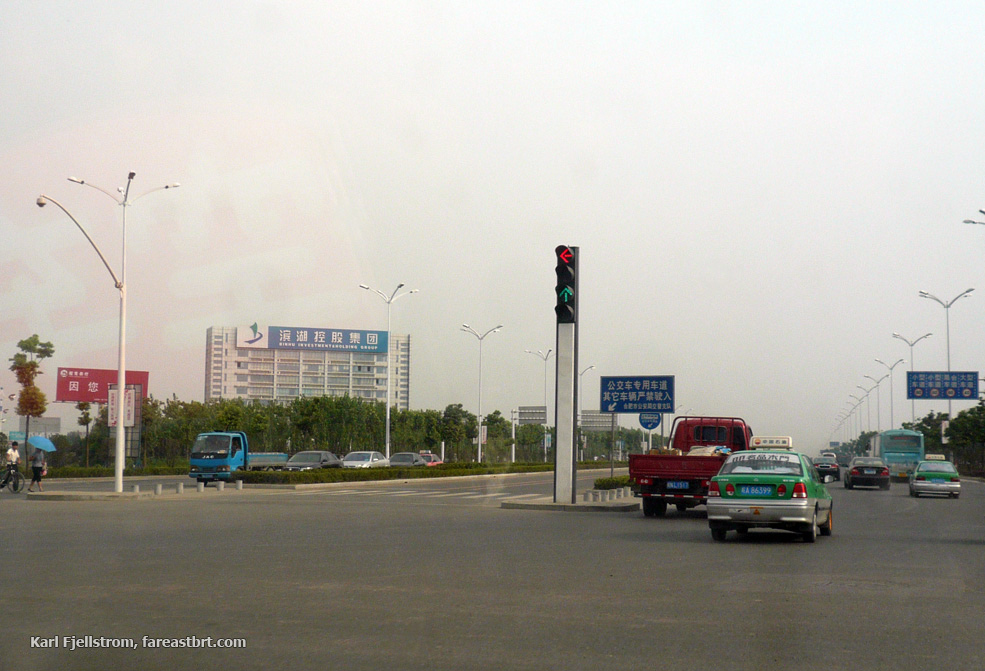 Hefei urban transport