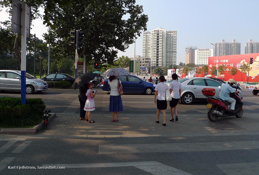 Hefei urban transport