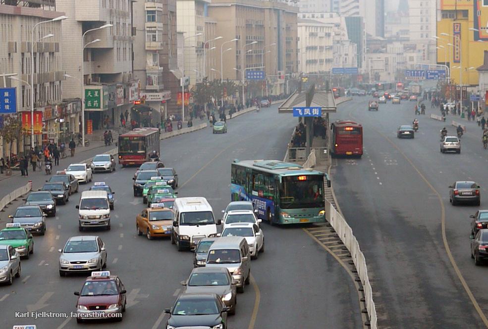 合肥城市交通