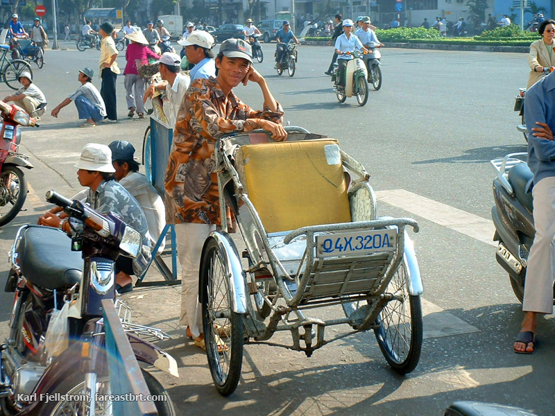 HCM City urban transport
