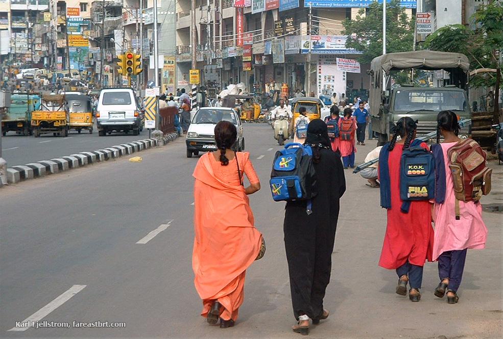 Hyderabad urban transport