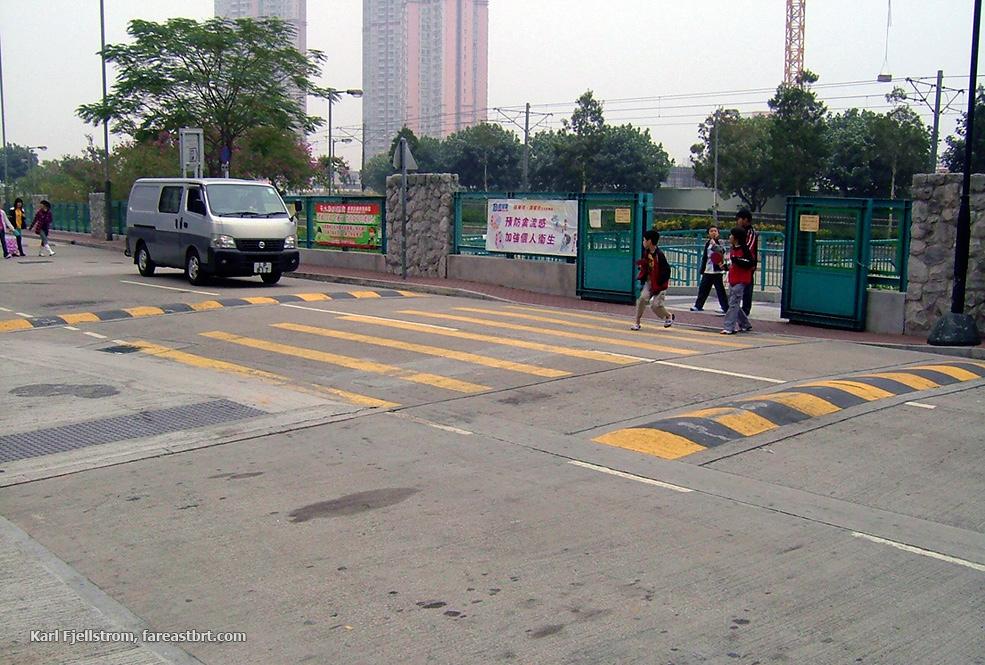Hong Kong urban transport