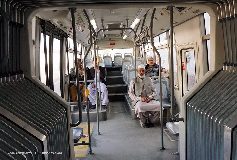 Islamabad urban transport