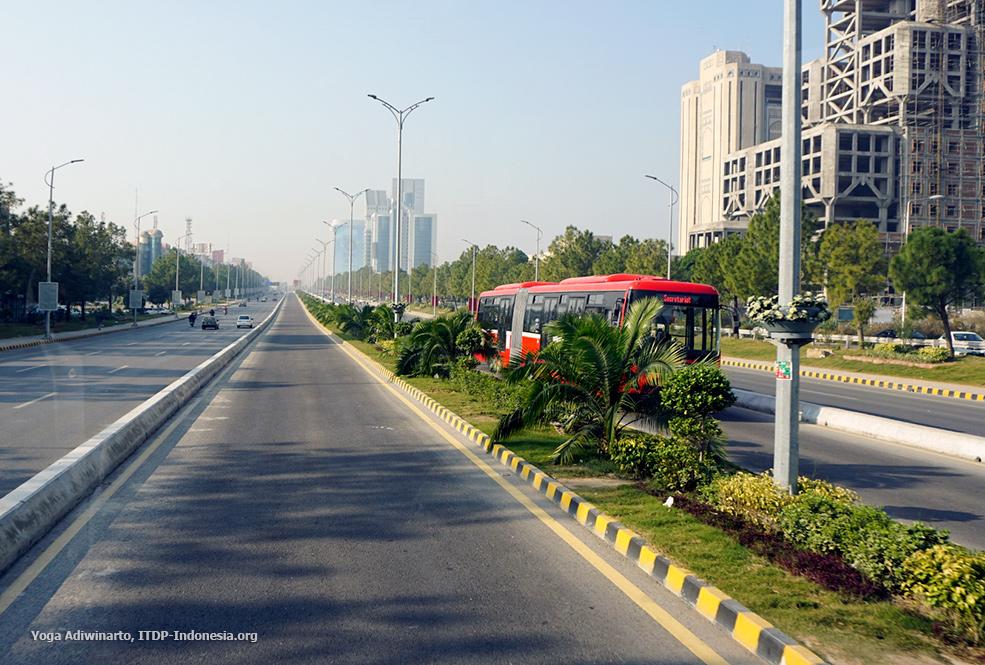 Islamabad urban transport