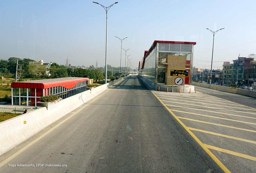 伊斯兰堡城市交通