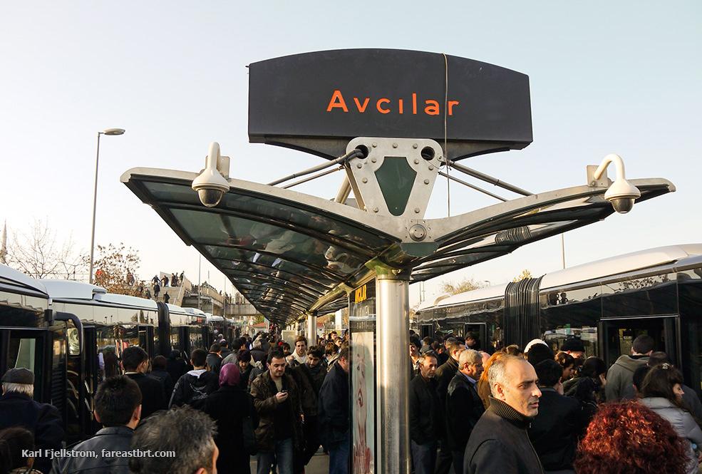 Istanbul urban transport