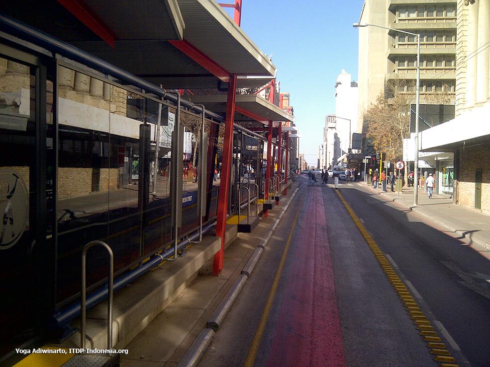 约翰内斯堡城市交通