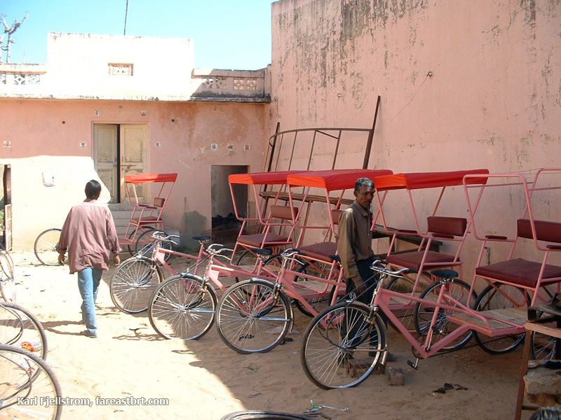 Jaipur urban transport