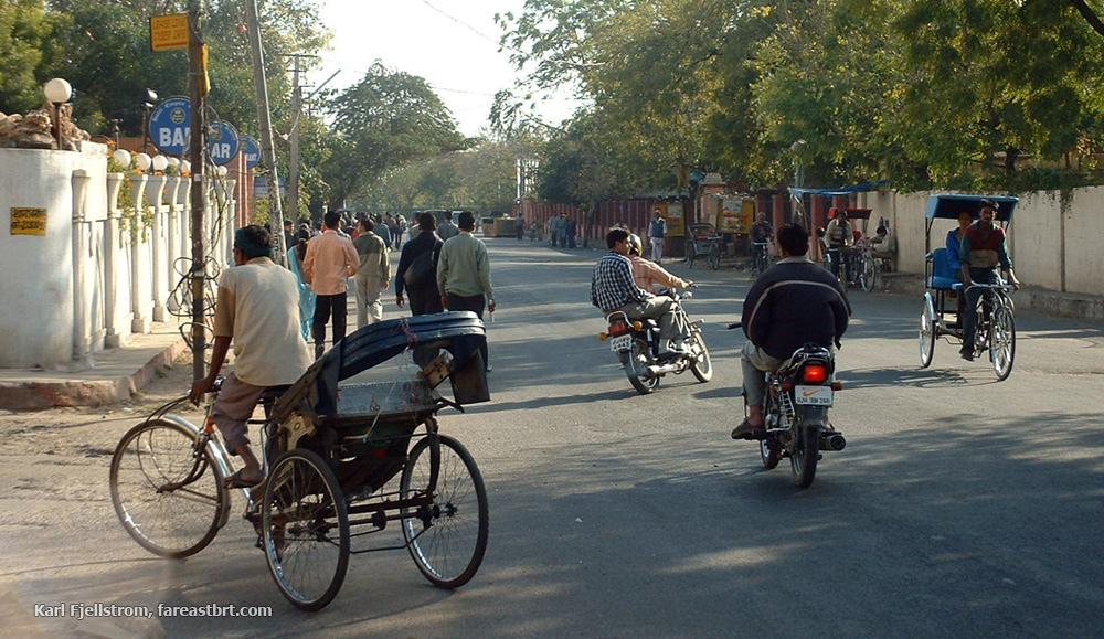 Jaipur urban transport