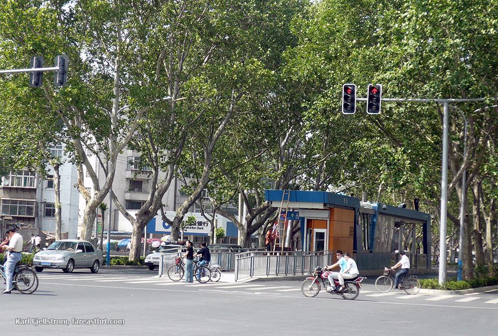 Jinan urban transport