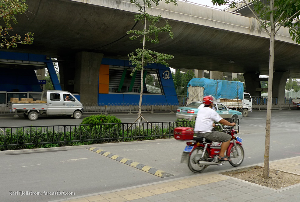 Jinan urban transport