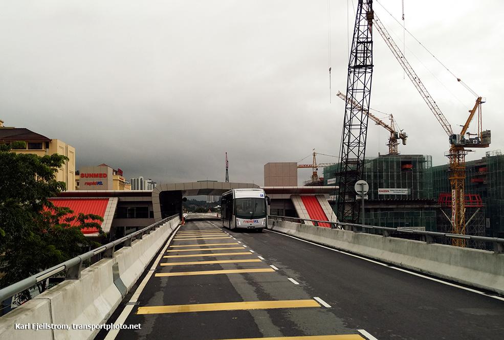 Kuala Lumpur urban transport