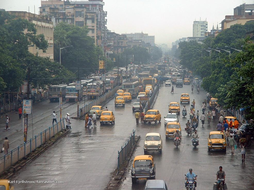 Kolkata urban transport