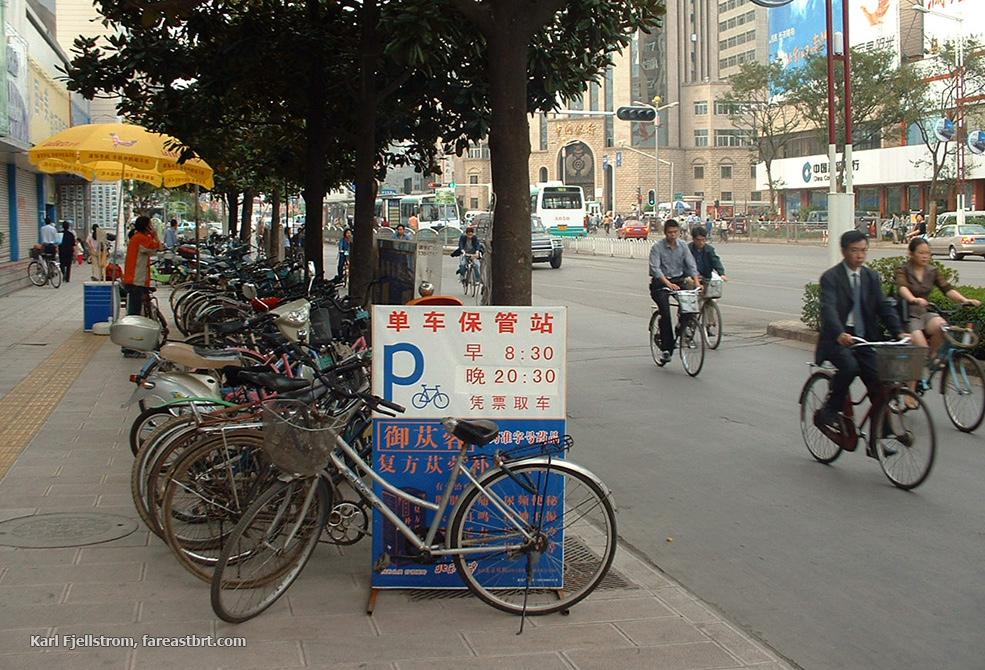 Kunming urban transport